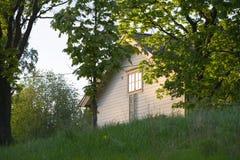 дом сиротливая Стоковая Фотография RF