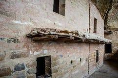 Дом скалы Стоковое Изображение