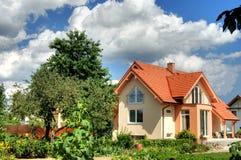 дом славная Стоковые Фото