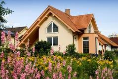 дом славная Стоковая Фотография
