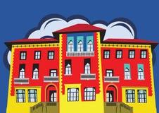 дом славная Стоковое Изображение