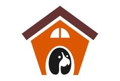 Дом собаки pets вектор бесплатная иллюстрация