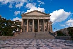 Дом Соединенных Штатов изготовленная на заказ Стоковое Фото