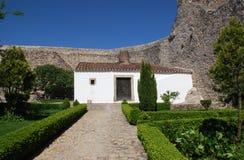 дом средневековая Португалия замока малая Стоковая Фотография RF
