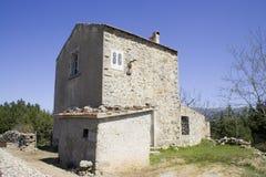 дом старая Сардиния Стоковое Фото