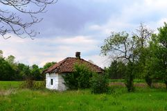 дом старая Стоковые Фото