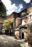 дом старый salisbury Стоковая Фотография