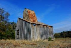 Дом ствола шахты диаманта Ozark Стоковое фото RF