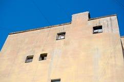 Дом стены хмурый Стоковые Фотографии RF
