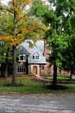 Дом стиля Tudor Стоковое Фото