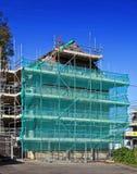 дом строения новая стоковое изображение