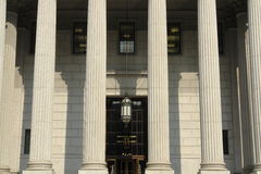 дом суда Стоковые Фото