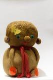 Дом сделал куклу пшеницы - традицию St Andrew Стоковое Изображение RF