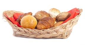 Дом сделал мини хлеб Стоковая Фотография