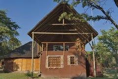 Дом с конференц-залом в ложе игры Kudus Руси Стоковые Изображения