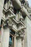 Дом с тварями фантазии, известный наземный ориентир Киев Стоковое Фото