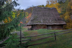 дом тележки Стоковое Фото