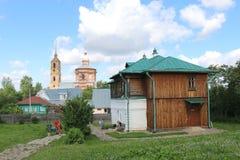Дом торгового Agapov в Suzdal Стоковое Фото