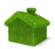 дом травы Стоковая Фотография RF
