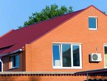 дом фасада малая Стоковая Фотография RF