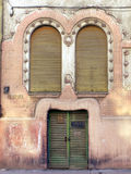дом фасада Стоковая Фотография RF