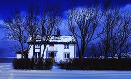 Дом фермы Стоковые Изображения RF