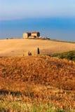 дом фермы Стоковое Изображение RF