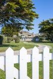 Дом Франции Бретани типичный Стоковая Фотография
