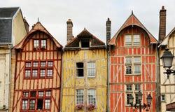 Дом Франции Дижона Стоковое фото RF