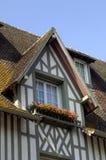 дом Франции старая Стоковые Фотографии RF
