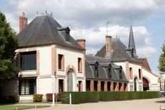дом Франции страны Стоковое Изображение