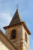 Дом характера села Провансали стоковая фотография rf