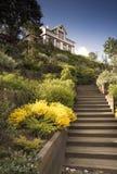 дом холма Стоковые Фото