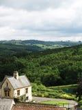 дом холмов Стоковое Изображение RF