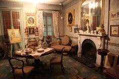 Дом холма побудки - комната картины Стоковая Фотография RF