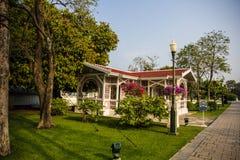 Дом цветка на Челк-PA-в летнем дворце Стоковые Изображения
