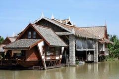 дом шлюпки Стоковая Фотография RF