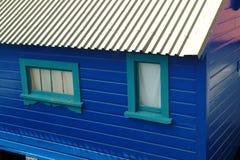 дом шлюпки Стоковые Фотографии RF