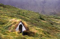 Дом эльфа стоковое фото