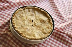 Дом яблочного пирога сделанный 2 Стоковое Изображение
