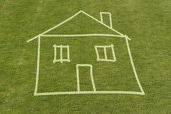 дом 01 Стоковые Фотографии RF