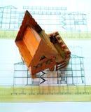 дом 02 тайская Стоковое Изображение