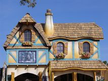 дом 10 деталей средневековая стоковые изображения rf