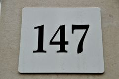 Дом 147 Стоковое фото RF