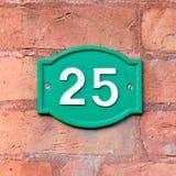 Дом 25 Стоковые Фото