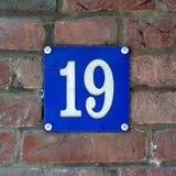 Дом 19 стоковое изображение rf