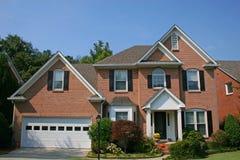 дом 14 кирпичей Стоковые Изображения RF