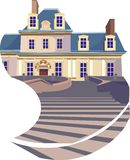 дом Стоковое Изображение RF