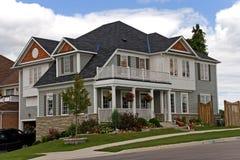 дом 3 приватная Стоковые Изображения