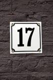 Дом 17 Стоковое Фото